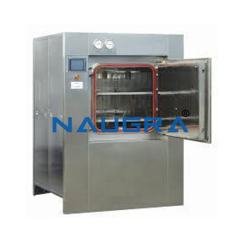 Horizontal Autoclave from India