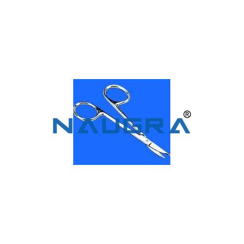 Scissors Blue, 14.20cm, ABS