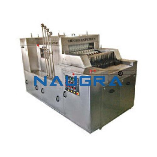 Vial Washing Machine from India