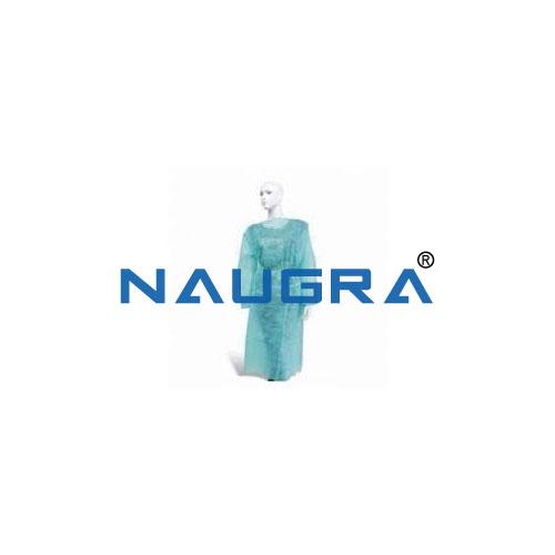 Disposable Nurse Gown, Non Woven