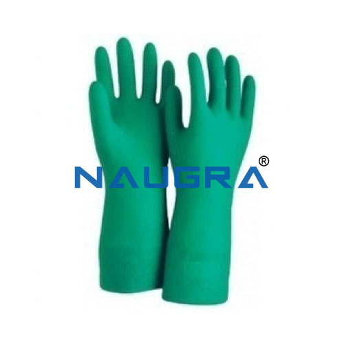 Nitrile Gloves from India