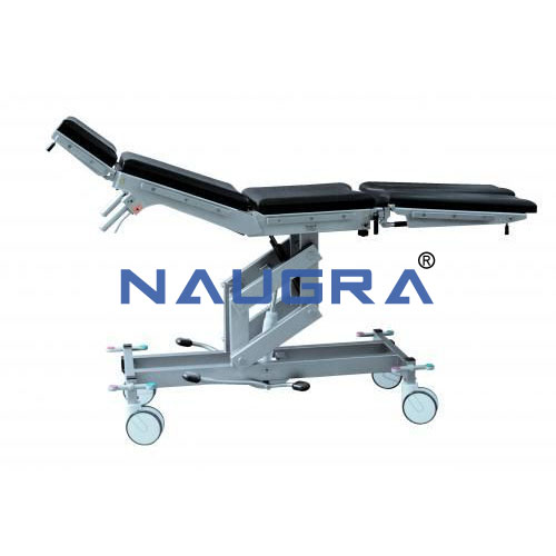 Hydraulic Operation Table (Mechanical)