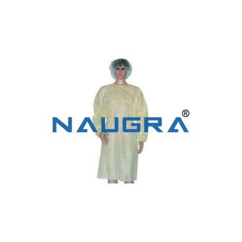 Disposable Surgeon Gown, Non Woven