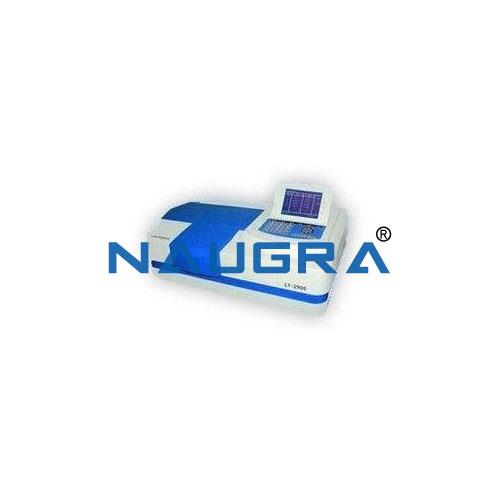 Software Spectrophotometer