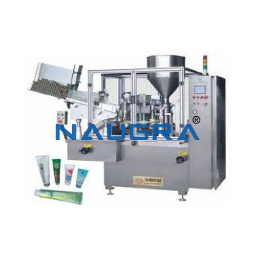 Pharmaceutical Machinery Parts from India