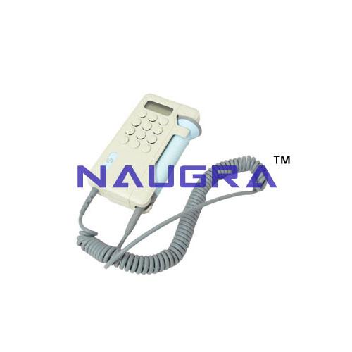 Foetal Heart Monitor, Ultrasonic Doppler