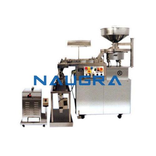 Capsule Polishing Machines from India