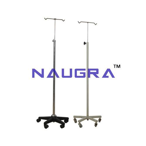 Hospital IV Pole (Saline Stand)