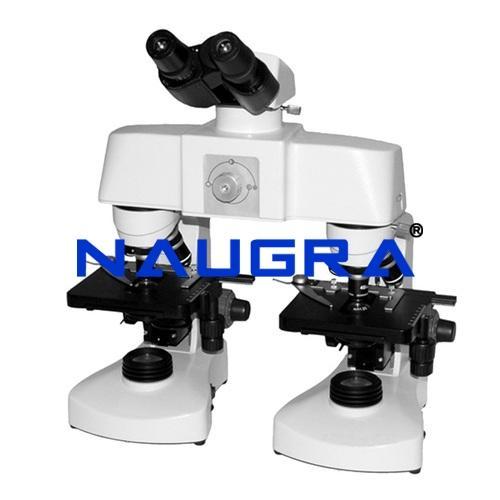 Advanced Forensic Comparison Microscope