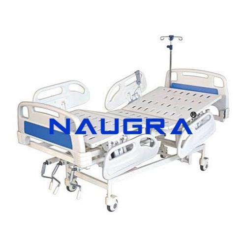 Hospital ICU Bed Electric Steel Five Function