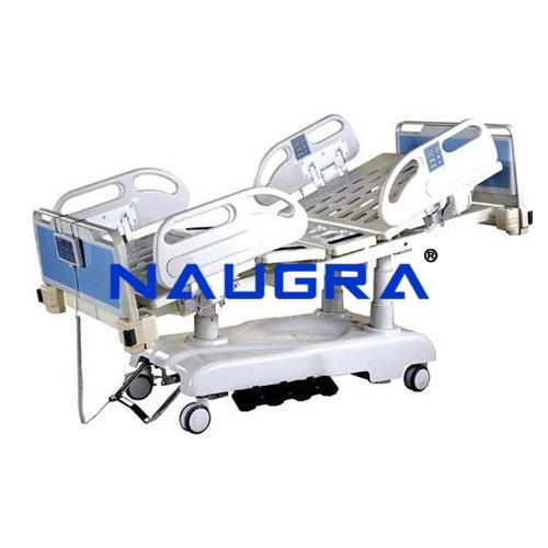 ICU Bed Electric Four Function With Sitting Position