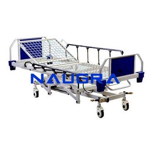 I.C.U Bed, Hydraulic (Five Functions)