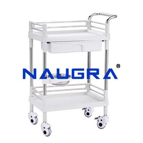Instrument Trolley ABS Plastic