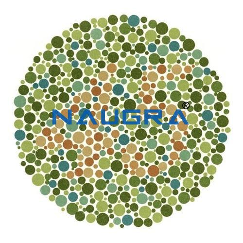 Ishihara Colour Vision Test