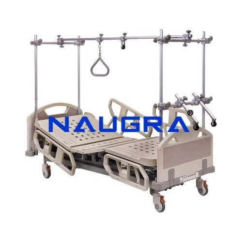 Orthopaedic Bed, S.S. Multi Function