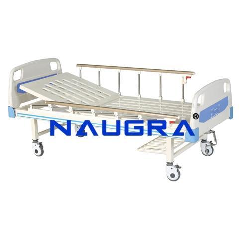 Naugramedical steel Fowler Bed Manual