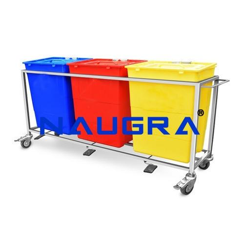 Trolley for Waste