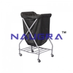 Soiled Linen Trolley Conventional