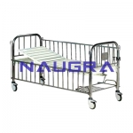 Pediatric Bed S.Steel