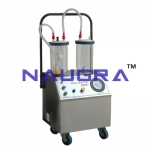 High Vacuum Suction Machine SS