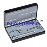 Miller Laryngoscope Set With Handle